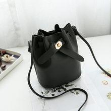 ミニショルダーバッグバケットバッグ 2019 女性の携帯電話の変更財布スモールクロスボディバッグ十代の少女メッセンジャー(China)