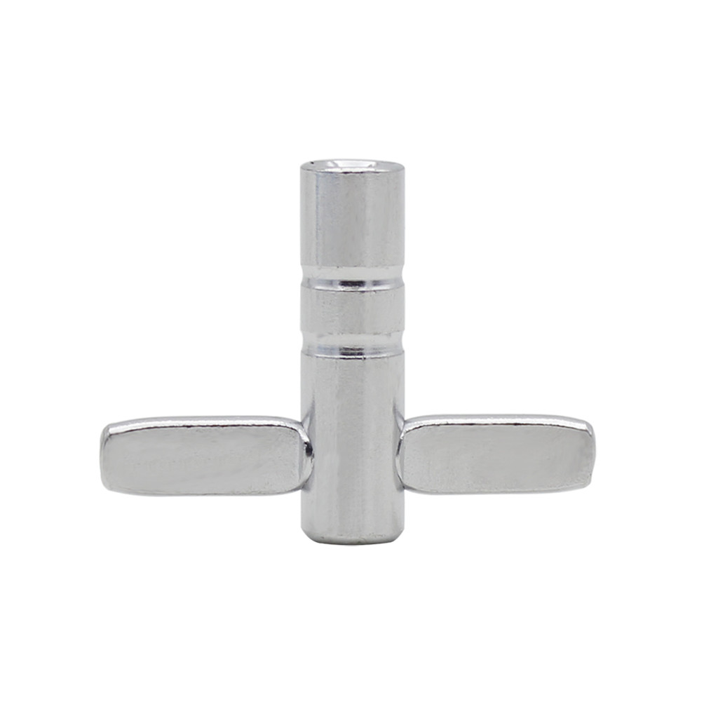 Universal Metal 6mm Standard Tune Square Drum Key For Tuning Drum Skins