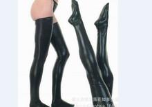 2019 แฟชั่นผู้หญิงหนัง PU ถุงน่องกว่าเข่าถุง(China)