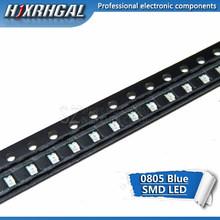 1 قطعة 0805 SMD LED الثنائيات ضوء أصفر أحمر أخضر أزرق أبيض جديد و الأصلي hjxrhgal(China)