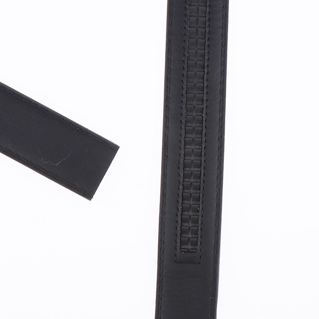 Men's Automatic Dress Belt Strap Waistband Without Buckle Belts Replacement