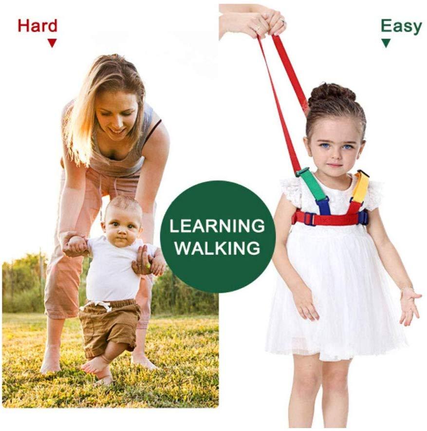 Toddler Anti Lost Belt Harness Reins Leash Kids Angel Wings Travel Walking US