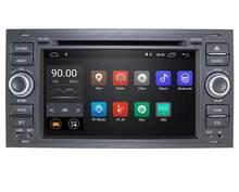 Đầu DVD Ô Tô Android 9.0 DAB + 2DIN Bảng Điều Khiển Cho Xe Ford Transit Tập Trung Kết Nối S-MAX Kuga Mondeo Với Quadcore wifi 4G GPS Bluetooth(China)