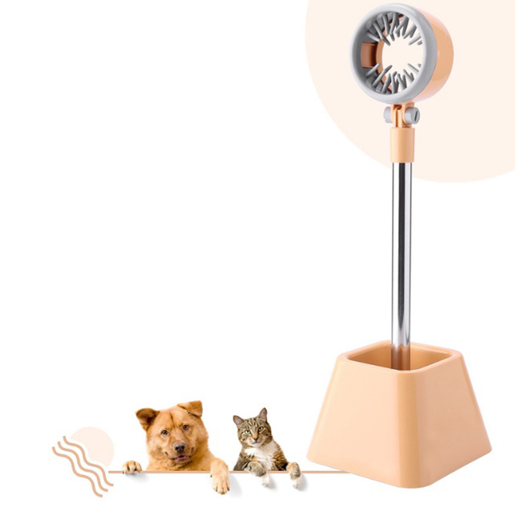 Pet Hands Free Hairdryer Holder Stand Adjustable Blow Dryer Rack Hair Care Tools Holder Pet Dog Hair Dryer Holder