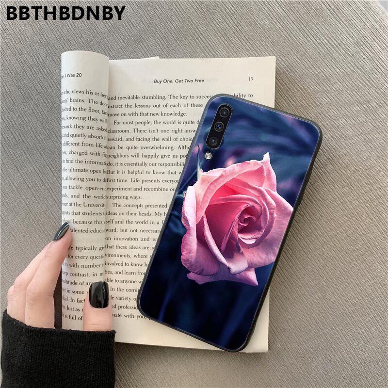 For Galaxy A50 Case Etui