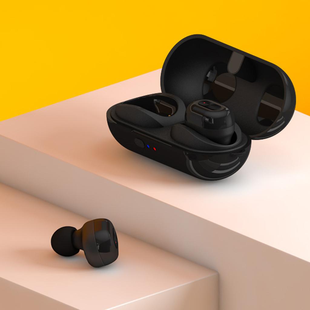 TWS Wireless Bluetooth 5.0 Headphones HIFI Sport Stereo Earbuds Earphones Headsets Mini Wireless Earbud Sport Handsfree Earphone