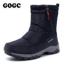 GOGC nữ giày nữ Mùa Đông Giày Boots nữ sonw Giày Giày Bốt nữ Mùa Đông Giày cho Nữ Mùa Đông Giày mắt cá chân Giày G9906(China)