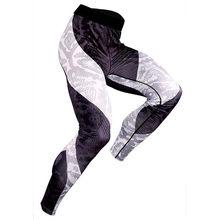 Camisa de compressão rashguard mma ciclismo ao ar livre roupas esportivas ginásio dos homens(China)