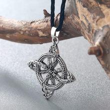 CHENGXUN Eslavo Perun Talismã Amuleto Celta Nórdico Viking Axe Axe Colar Pingente Mens Jóias Retro Gothic Pagan Pendente(China)
