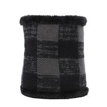 2019 novo quente de alta qualidade inverno quente malha beanie cachecol define feminino masculino grosso forro mais veludo casual chapéu macio gorro esqui(China)
