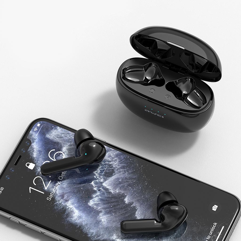 T15 Bluetooth 5.0 Headset TWS Wireless Earphones Earbuds Stereo Headphone