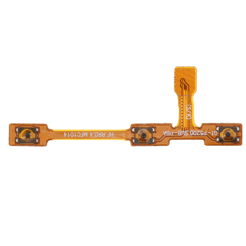 Replacement Parts for Samsung Galaxy Tab 4 10.1inch T530 T531 Keypad Volume Power On/Off Side Key Flex Cable FPC
