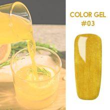 Ruhoya 5ML NAIL Polish GEL HYBRID UV สำหรับเล็บ Off Gellak สีขาว PRIME เล็บเจลต่อเล็บภาษาโปลิชคำ(China)