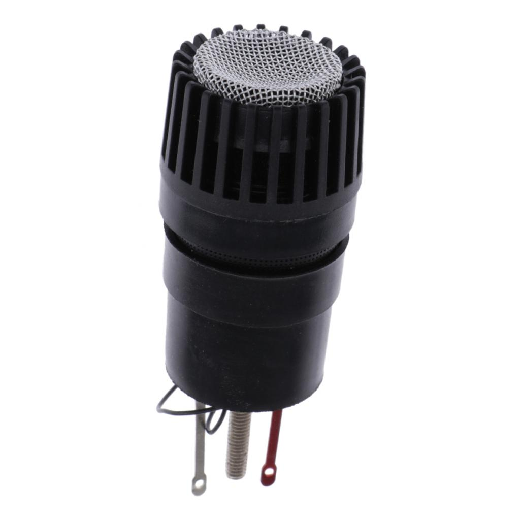 Microphone Cartridge Housing Head For SM57 Mic Replacement Accessories