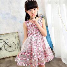 Платье для девочек платья в богемном стиле платье без рукавов с цветочным рисунком для девочек-подростков 8, 10, 12 лет, одежда для больших дево...(China)