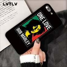 LVTLV BoB themarley lion rasta lion reggae Soft black Phone Case for iPhone 11 pro XS MAX 8 7 6 6S Plus X 5 5S SE XR case(China)