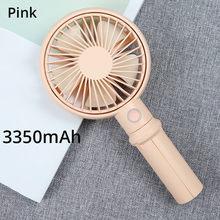 Benks 3 Suporte Móvel Portátil Mini Ventilador Portátil USB Ventilador Ao Ar Livre-Velocidade do Ventilador Refrigerador de Ar Tripé de Mesa Pequeno Escritório recarregável(China)