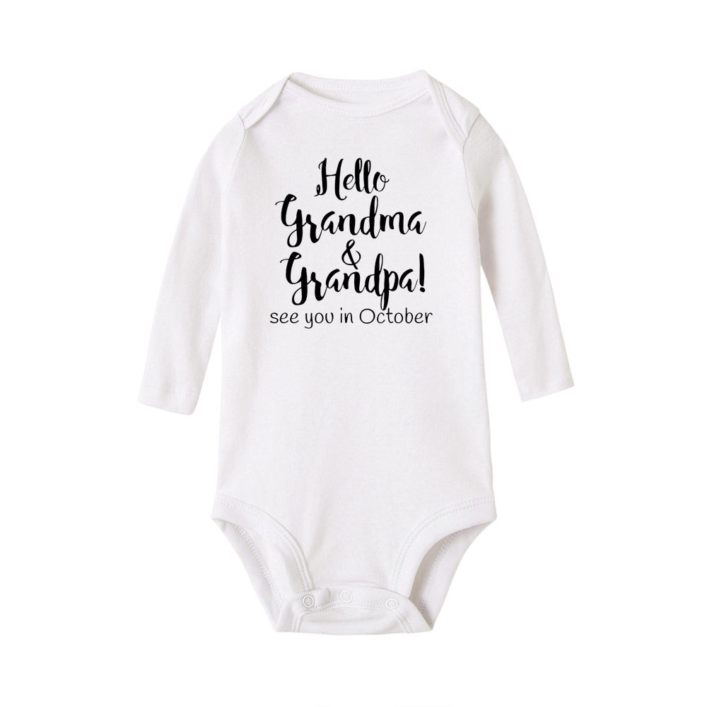 Baby One Piece Baby Romper Suit Clothing Boy Girl Funny I Love Boobies