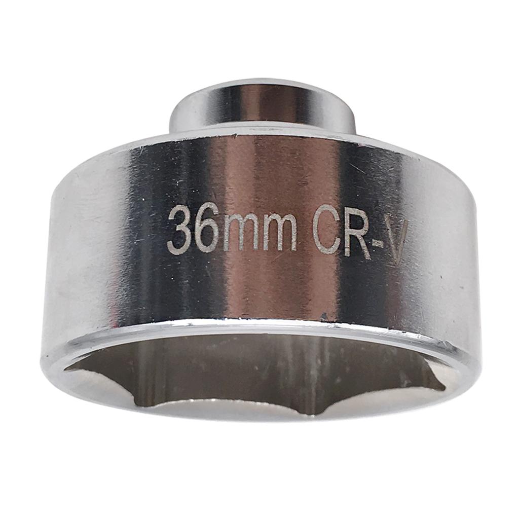 36mm Oil Filter Wrench Oil Filter Socket for Audi Porsche Vehicles