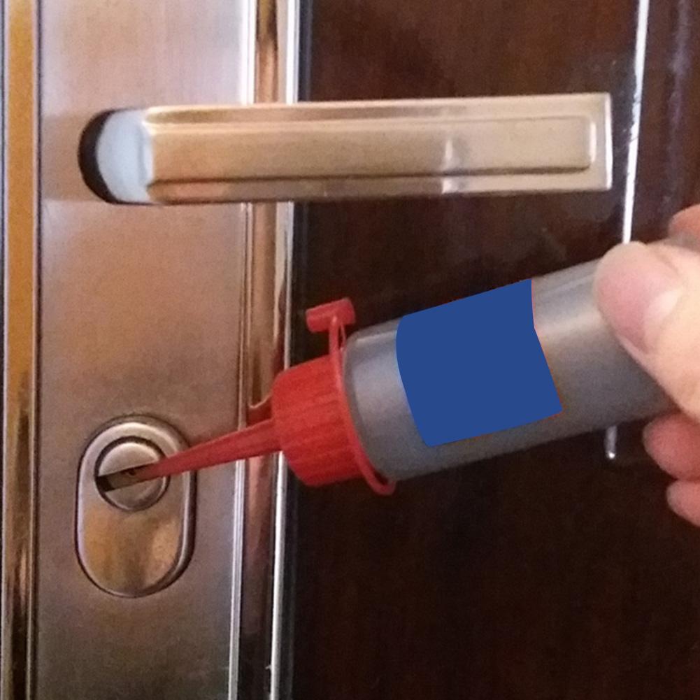 6 Grams Total 2 PK Graphite Lubricant for Key Locks