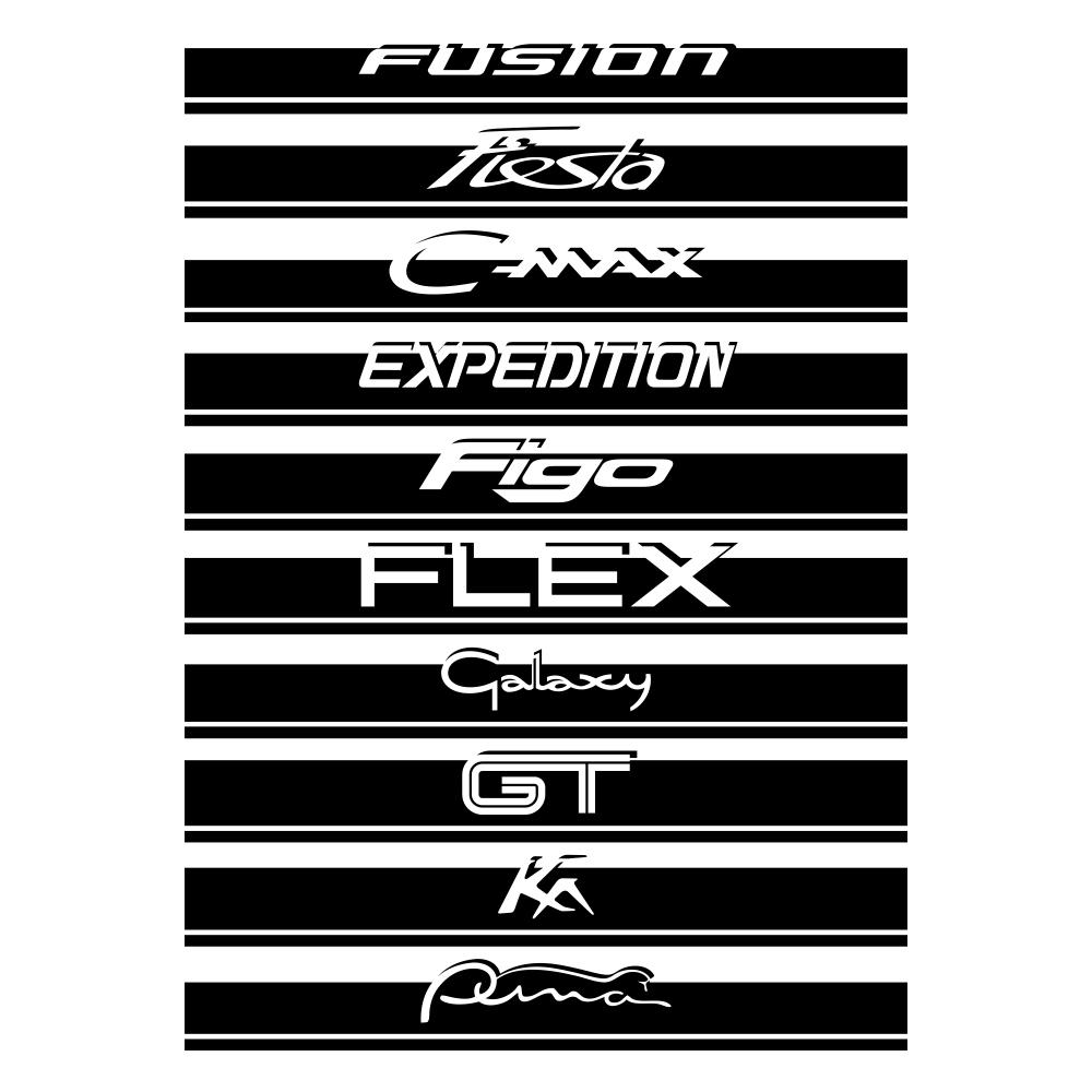 Barbu FORD Conducteur À Bord Autocollant Cougar Fiesta Focus Estate C Max Fusion