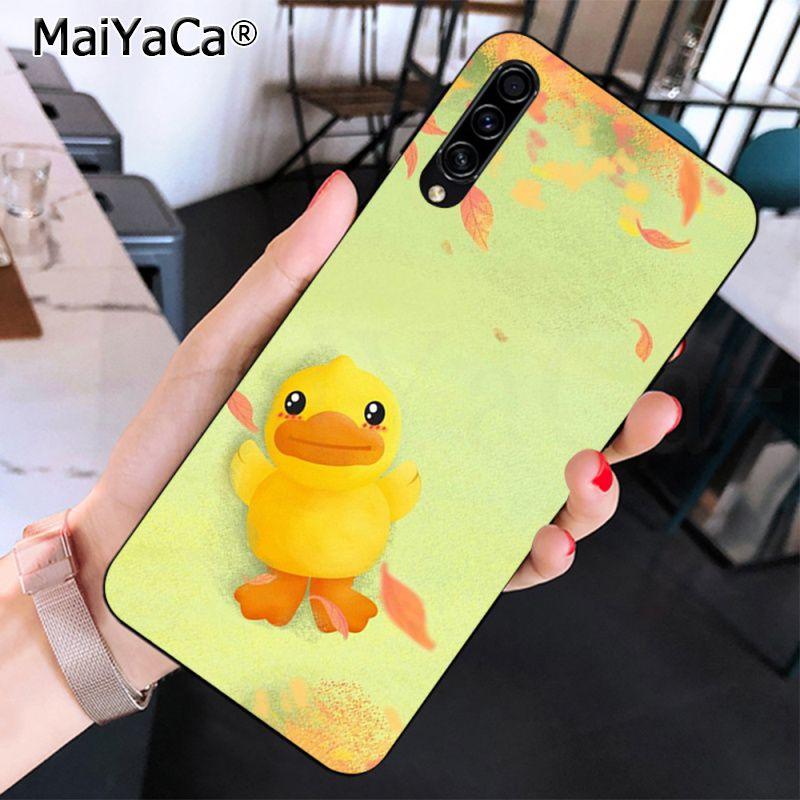 Cute Yellow Duck Animals