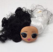 Colección de accesorios para muñecas de hermana mayor de moda lols niñas bolsas para muñecas gafas niña muñeca de juguete DIY vestir juguete de pelo DIY muñeca de juguete(China)