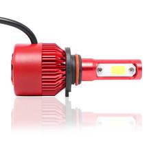 DDAI ומביליה led h7 אדום באיכות גבוהה 8000lm h4 h3 led אמפולה הנורה תאורה טורבו ערכת מנורת עבור ביואיק קדילאק סקודה פז 'ו(China)