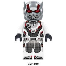 Marvel Super héros Avengersing Endgame capitaine guerre Machine galaxie fer homme chiffres blocs de construction jouet pour enfants(China)