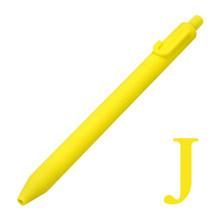 Alpha гелевая чернильная ручка, шариковая ручка, 0,5 мм, черный цвет, ручки для письма, лайнер, 26 букв, 10 цифр, новинка, Канцтовары, подарок, офисна...(China)