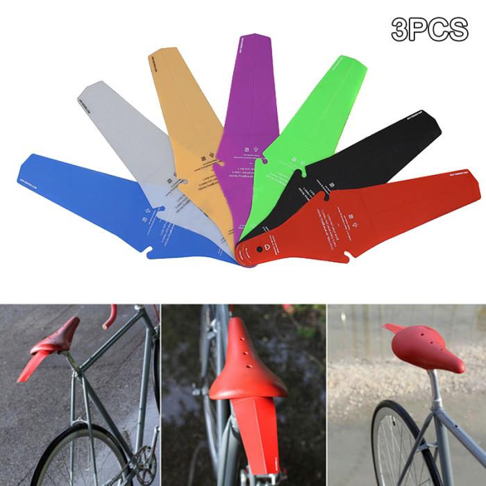 Fahrrad Hinten Ass Kotflügel Sattel Clip Kotflügel Rennrad Saver Cover Inventar