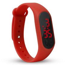 Homens Esporte LEVOU Relógios masculino Relógio Digital Homens Relógio de borracha Relógio digital Homens Relógio relogio montre homme Hodinky saat montre femme(China)