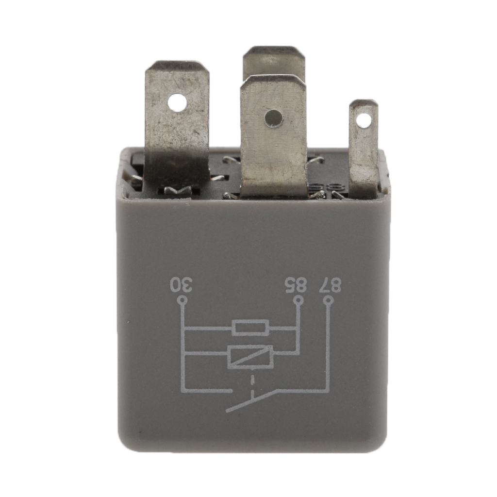 Main Power Supply Relay 109 For VW Audi Seat Skoda 357906381A
