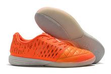 2019 top kwaliteit nieuwe collectie voetbalschoenen Lunar Gato II IC voetbal kikkers heren indoor voetbalschoenen MD Lederen Huid botas de fut(China)