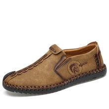 2019 Nieuwe Mannen Casual Schoenen Mannen Ademend En Modieuze Schoenen Mannen Outdoor Doug Schoenen Mannelijke Platte Laarzen Big Size mannen Schoenen(China)
