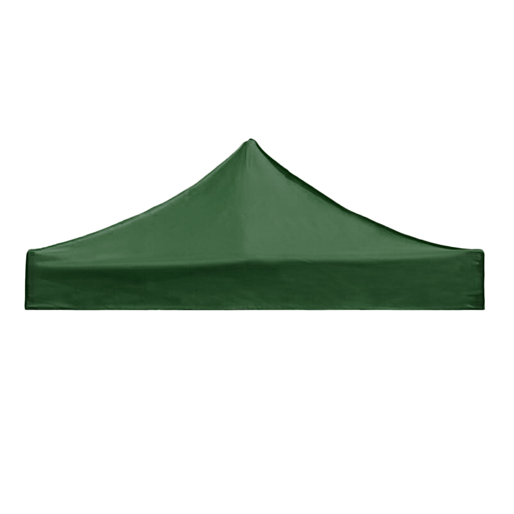 Outdoor Backpacking Canopy Tent Gazebo Shelter Portable Cover Top Shade Sun Proof Replacement Tent Top Cover