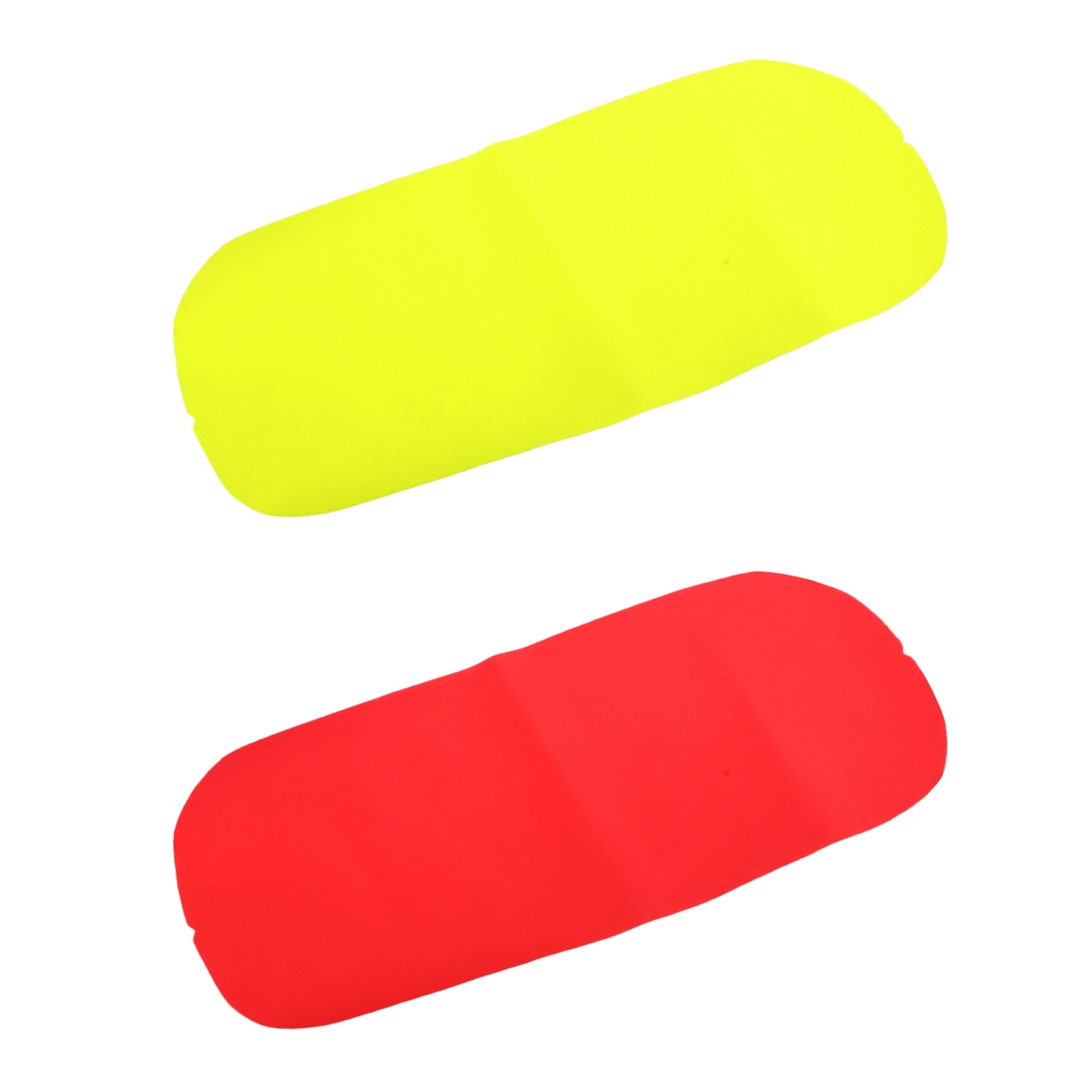 2X Scuba Diving Surface Marker Buoy Diver Below Signal Tube Repair Patching