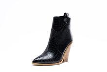 11 Màu Plus Size 34-46 Mới Giày Bốt Nữ Dây Kéo Lông Dày Dặn Ủng Ấm Áp Mùa Đông Nam Nữ nữ Mắt Cá Chân Giày N(China)