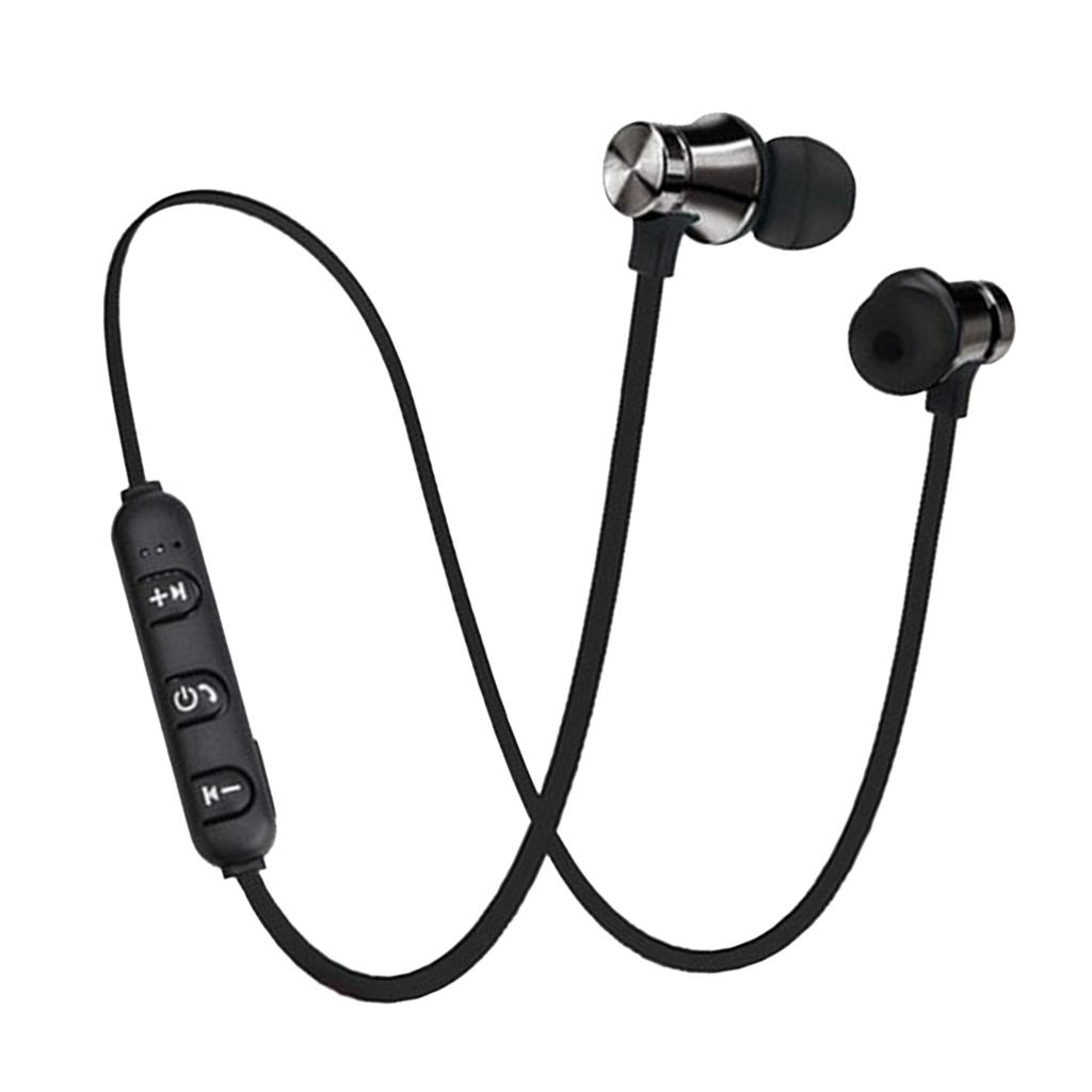 XT-11 BT4.1 Headphones Stereo Bluetooth Headset Handsfree Earbuds with Mic Surround Hifi FM Radio Earphone for huawei/Xiaomi