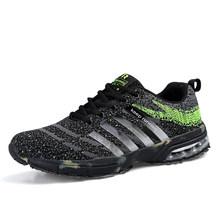 2019 Air Demping Mannen Running Schoen Ademend Mannelijke Sneaker Professionele Atheletic Sport Schoen Voor Vrouwen Tennis Jogging Schoenen(China)