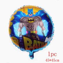 10pcs Batman Party Supplies Plastic Fork Christmas/Festival Kids Birthday theme Superhero Party Decoration Baby Shower Favors(China)