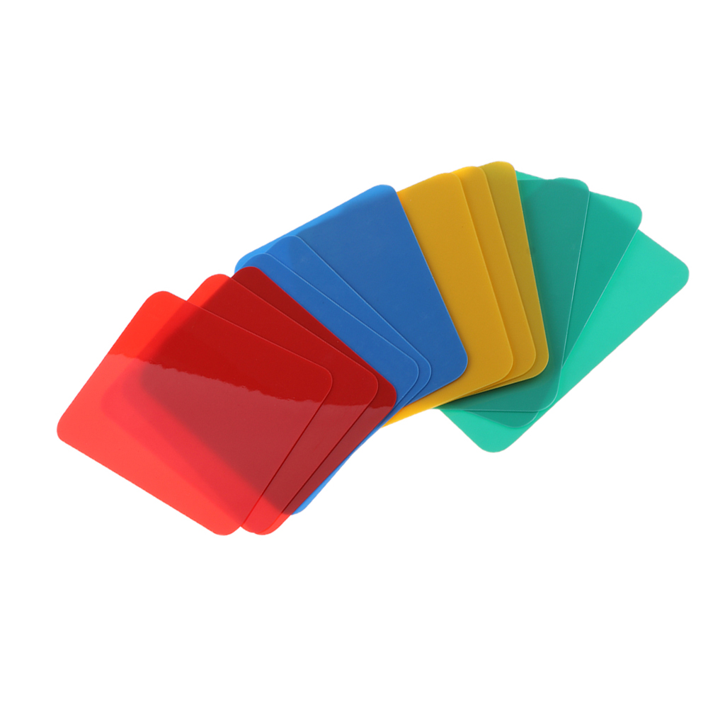 12 Pieces Poker Size Cut Cards for Poker Blackjack Casino Game Props Pub Club Camping