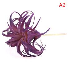 1 шт. искусственный ананас суккулентные воздушные растения искусственные пластиковые цветы для дома Зеленые настенные украшения для дома С...(Китай)