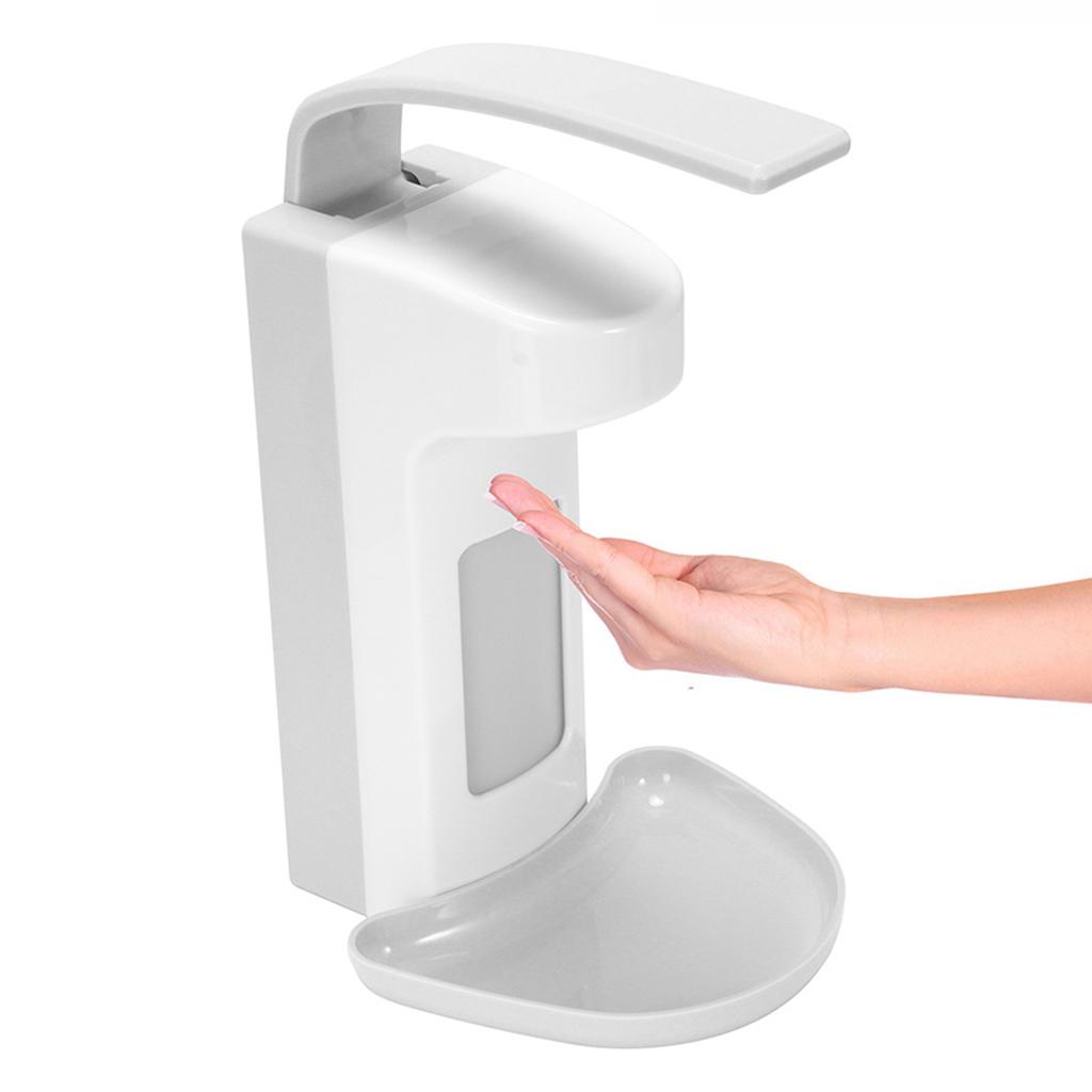 Soap Dispenser Lotion Sanitizer Elbow Press Pump for Bathroom Kitchen 500ml