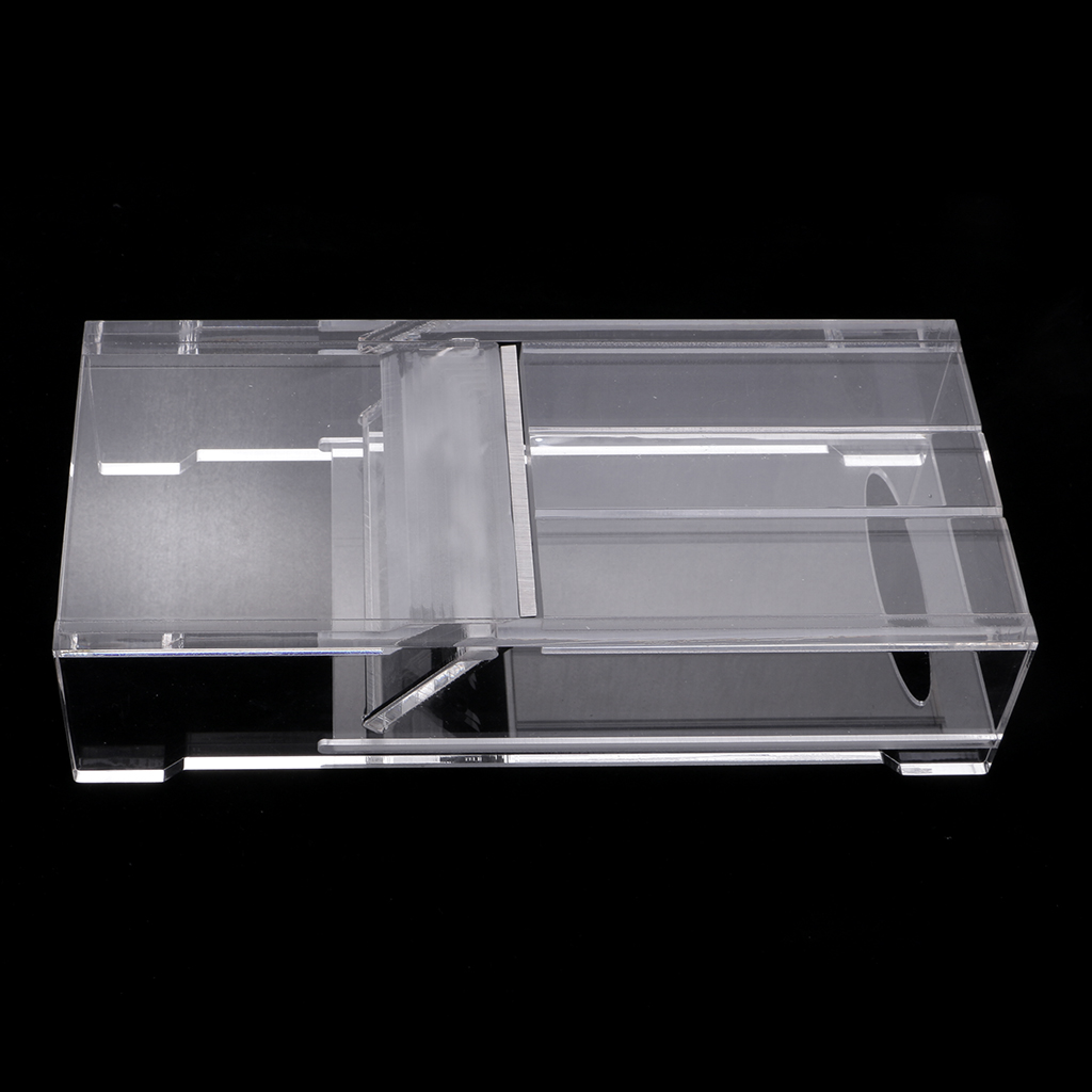 Acrylic Soap Cutter Mold DIY Tool for Soap Cake Making 8.07 x 3.74 inch