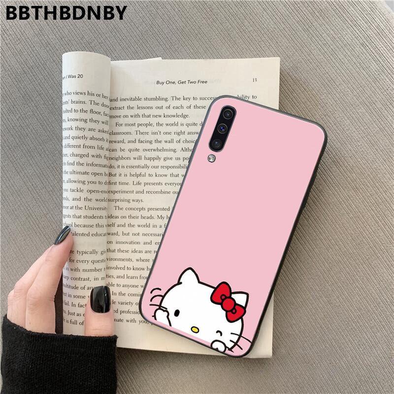 Hello kitty For Galaxy J7 2018 capa para