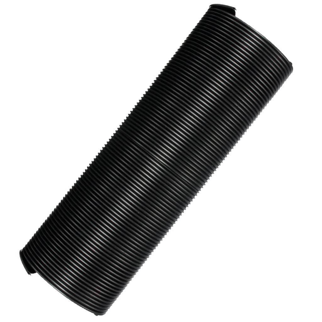 Green Filters Cold Air Ducting Kit 1 Metre Length Of Ducting Black 70mm