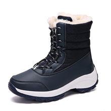 ASUMER 2020 yeni kış kar botları kadın yuvarlak ayak lace up bayanlar yarım çizmeler karışık renkler sıcak tutmak platformu çizmeler büyük boyutu(China)