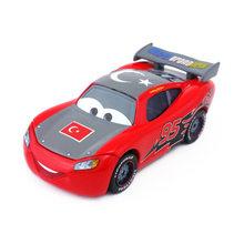 Disney Pixar Тачки 2 3 Металлический Игрушечный Автомобиль разных стилей Национальный выпуск Молния Маккуин Mack грузовик Mater 1:55 литая игрушка(China)