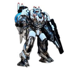 BMB Ls01 Transformação Robô Anime Filme Série de Super-heróis Figura de ação Figma Deformável Tamanho Grande Liga Do Carro Brinquedos de Plástico(China)